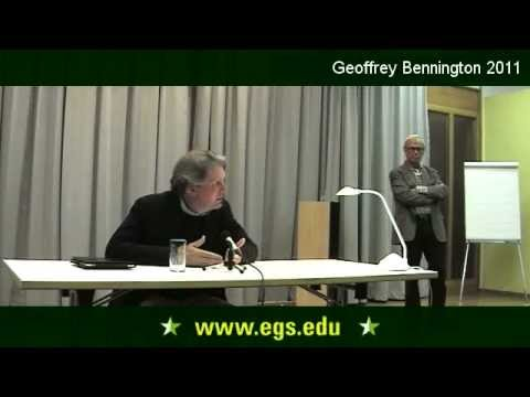 Geoffrey Bennington. Politische Tiere. 2011