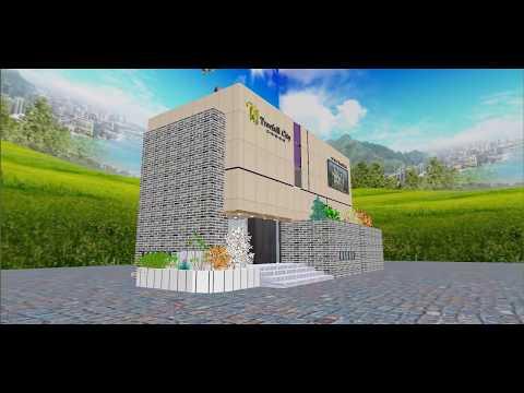 트리풀시티 모텔하우스(청고벽돌파벽-55)