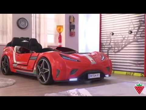 Autobett GTI Soundracer von Cilek