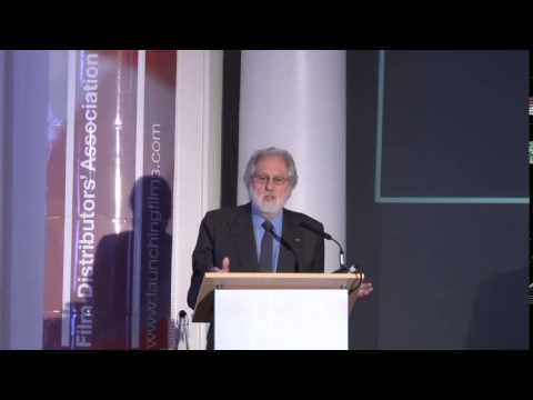 Lord Puttnam Annual Keynote Speech 2015 | Official Website of David Puttnam | Atticus Education | Film