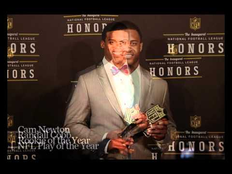 NFL Awards Show winners Video