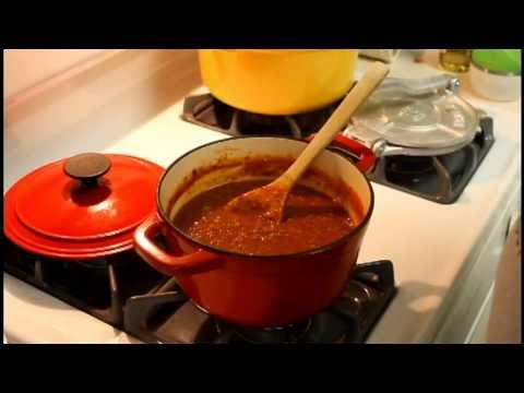 Filipino Inspired Hot Dog Sauce - recipe