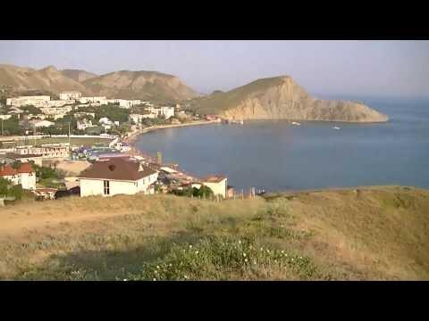 Название Видео - Вид поселка с 1-го мыса (Июнь 2012)