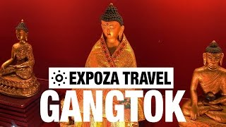 Ganktok India  city photo : Gangtok (India) Vacation Travel Video Guide