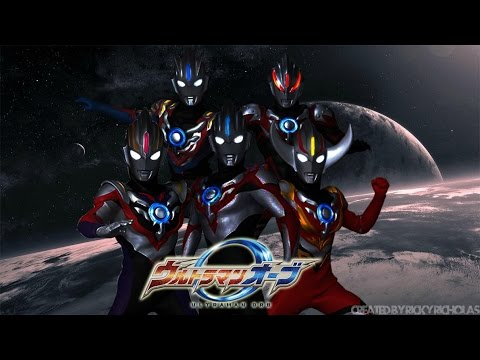 [mad] Ultraman Orb - True Fighter