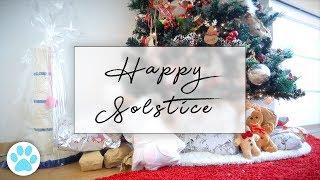 Happy Winter Solstice! 2017 by ErinsAnimals