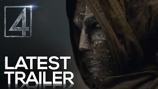 Fantastic Four | Latest Trailer 2015 [HD]