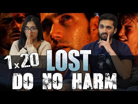 Lost - 1x20 Do No Harm - Nikki Reacts!