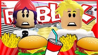 ESCAPE THE DINER OBBY | Roblox | With NettyPlays