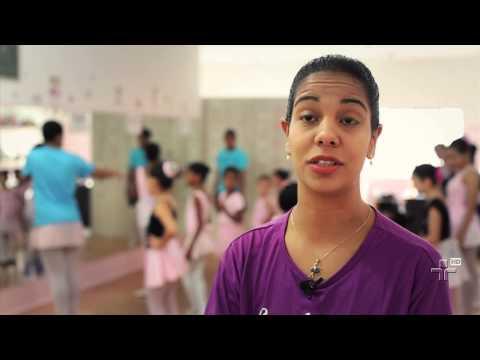 Ballet na Cracolândia - Manos e Minas