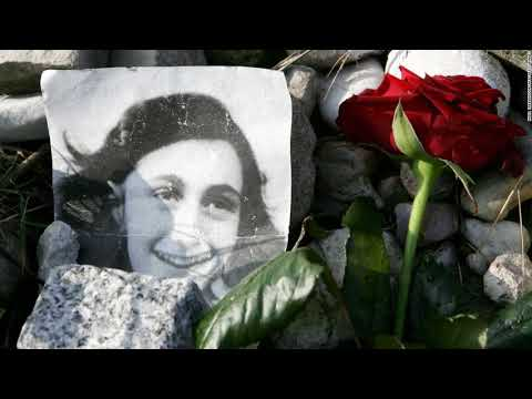 Anne Franks Diary: Mystery Pages Contained Dirty Jokes