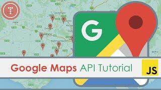 Video Google Maps JavaScript API Tutorial MP3, 3GP, MP4, WEBM, AVI, FLV Oktober 2018