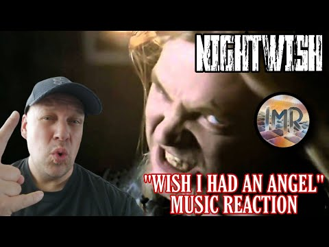 Nightwish Reaction - Wish i had an angel (wacken 2013) | First time hearing