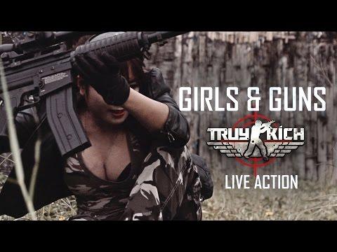 Hành động: GIRLS & GUNS. Hay khỏi nói
