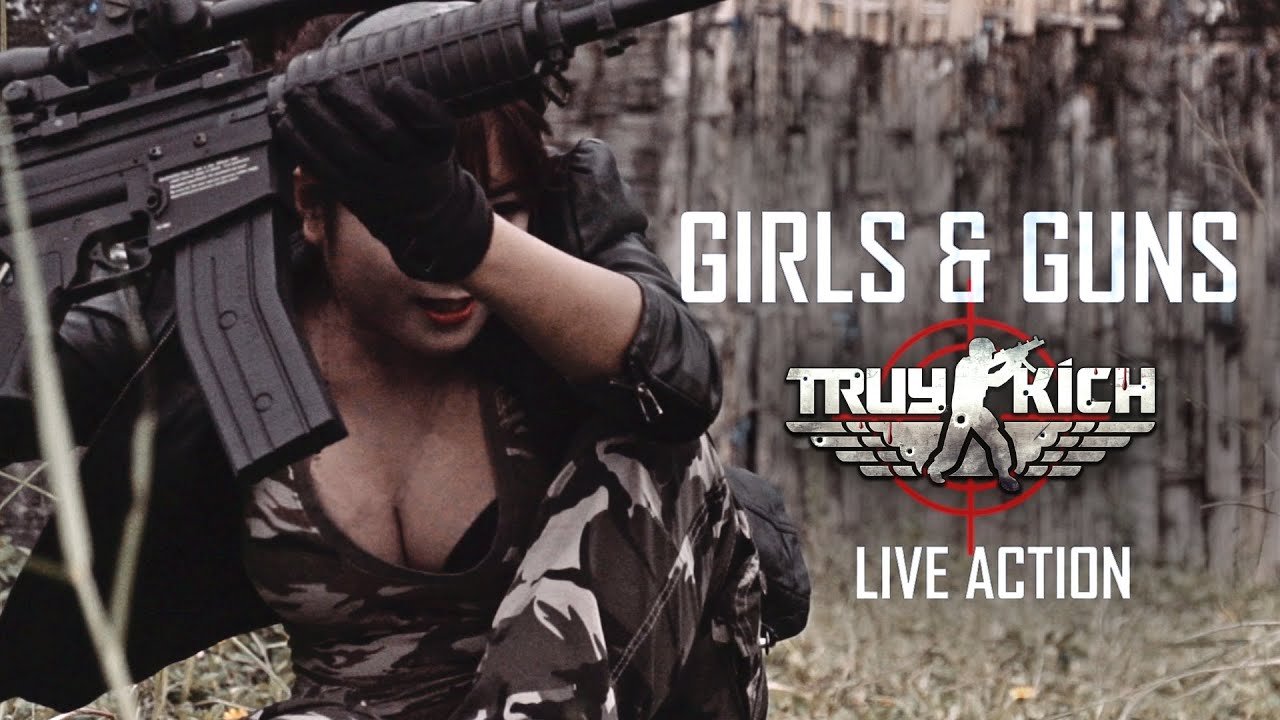 Truy Kích Live Action – GIRLS & GUNS