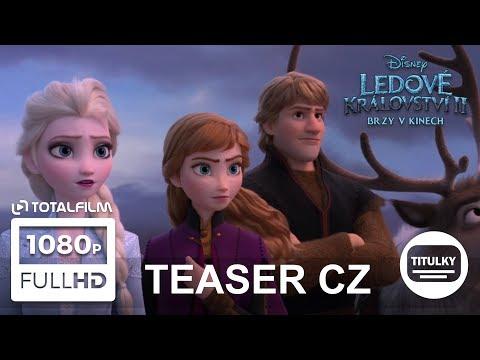 První ukázka z filmu Ledové království 2. Bude stejně dobrý jako jednička?