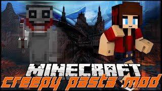 Minecraft Mod Showcase (Creepy Pasta) | SQUIDWARD?! |