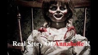 Real story of the Annabelle doll(Bangla)|facTainment Bangla