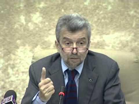 Intervento del Ministro del Welfare, Cesare Damiano