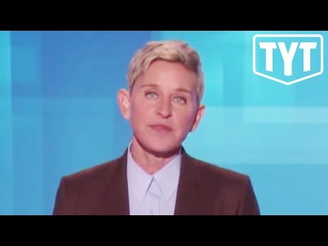Ellen Responds to George W. Bush Criticism