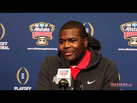 Cardale Jones Interview 12/28/2014 video.