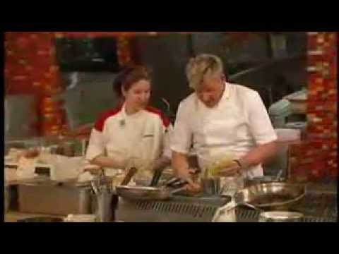 This is what Ramsay's Hells Kitchen actually sounds like with all the drama, music and commentary taken away.