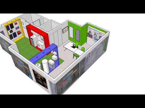 Neem een virtuele kijk in ons energielab!