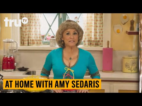 At Home with Amy Sedaris - A Magical Meal (ft. Paul Downs) | truTV