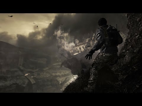 HispaSolutions.com - Call of Duty: Ghosts Dvd cover