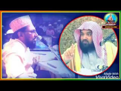 Video Shk Meraj Rabbani Ki Nasihat Aur Challenge  Farouq Rizvi Aur Barelviyao ko download in MP3, 3GP, MP4, WEBM, AVI, FLV January 2017