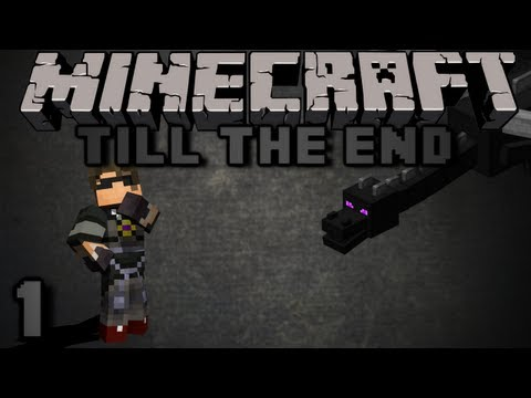 Minecraft : Till The End Episode 1!