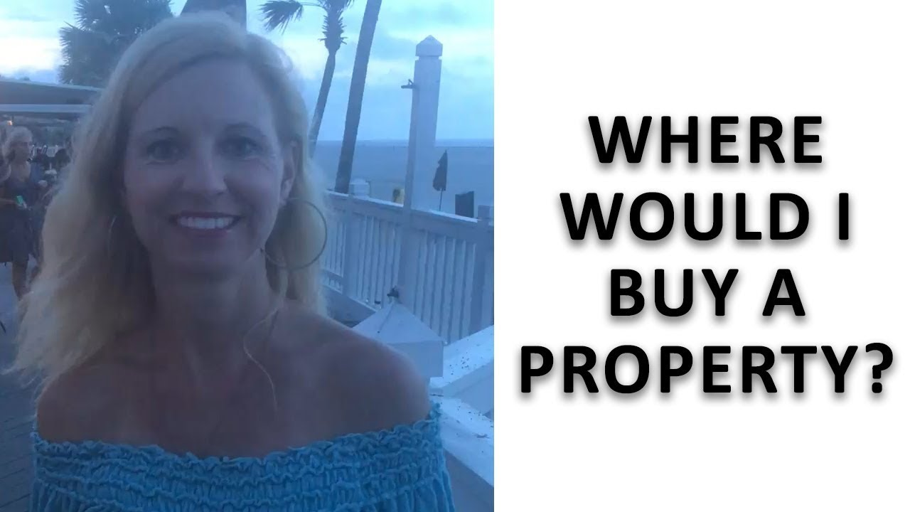 A Great Place to Buy a Beach Investment Property