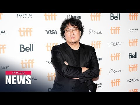 'Parasite' director Bong Joon-ho says Oscar nominations were an unexpected joy