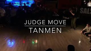 Tanmen – DROPOUT〜Round2〜 JUDGE MOVE