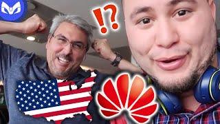Huawei Responde Sobre El Bloqueo de Google