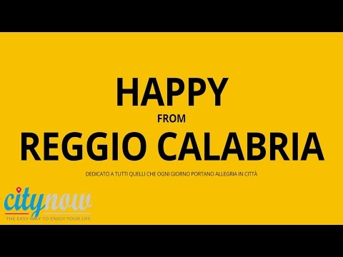 happy from reggio calabria
