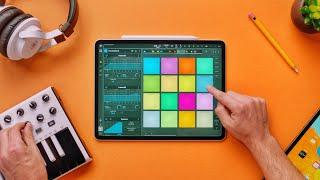 Audio Engineer tries to MIX MUSIC on iPad Pro