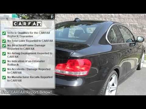 2011 BMW 1 Series - MINI of Alexandria - Alexandria, VA 22304