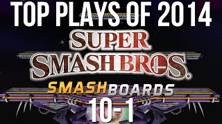 Super Smash Bros Top Ten Plays of 2014 – (Part 5/5)