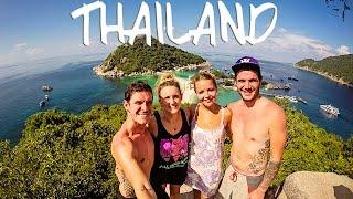 Koh Phi Phi Thailand  City pictures : Koh Phi Phi | Koh Samui | Koh Phangan | Koa Tao | Bangkok: Kinging-It Thailand Vlog Ep. 7