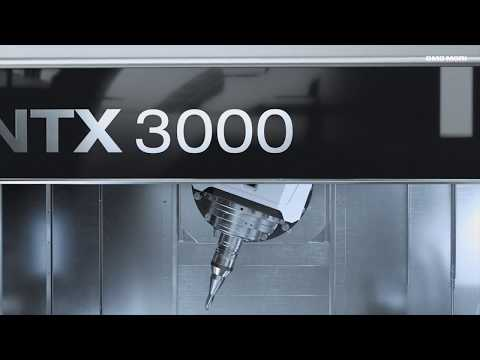 DMG MORI NTX 3000 (видео)
