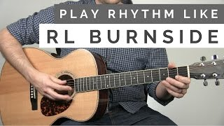 How to Nail a Complicated RL Burnside Rhythm, the Easy Way | Tuesday Blues #136