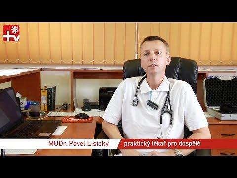 Realizace reportáže z ordinace Mudr. Pavel Lisický