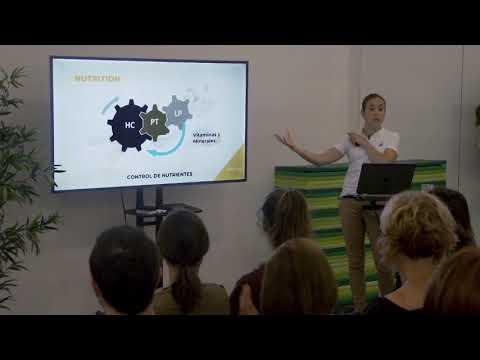 Charla FisioClinics Nutrition