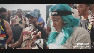PnB Rock, Omelly, Quilly, Lee Mazin, RocStar P, Lil Mo and more Take Over Kicks USA for #KicksStudio
