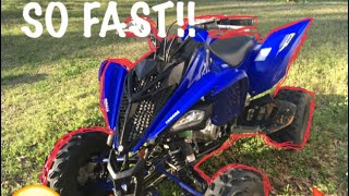 1. NEW 2019 Yamaha Raptor 700r is a BEAST!!