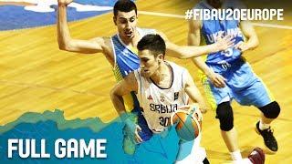 Watch Serbia v Ukraine at the FIBA U20 European Championship 2017. ▻▻ Subscribe: http://fiba.com/subYT Click here for more:...