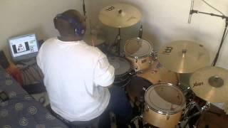 Dwele - Dodgin' Your Phone (feat. David Banner) (Drum Cover)