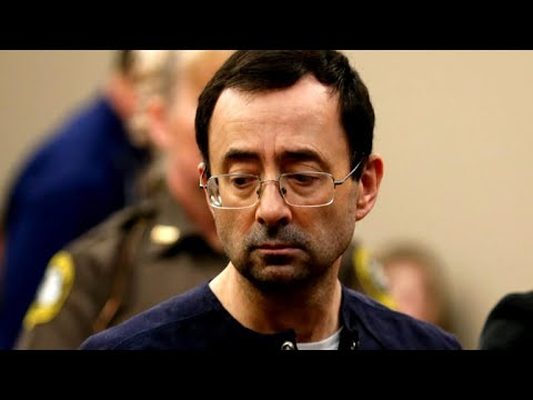 Dr. Larry Nassar gets 175 years for sexual abuse