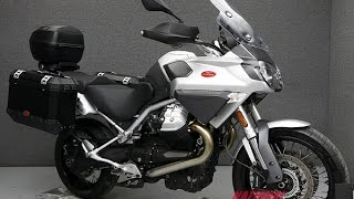 8. 2010  MOTO GUZZI  STELVIO 1200 - National Powersports Distributors